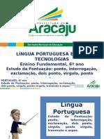 Português 6º Ano_pontuação-trabalho Para Avaliação