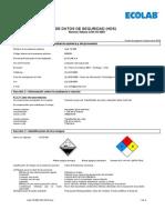 ECOLAB - Quik Fill 595 HDS