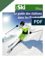 Le guide des stations de ski dans les Pyrénées