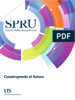 SPRU 12pp Spanishbrochure