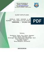 Sk Tugas Ganjil 2015-2016