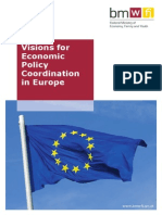 Visions for EconPolicyCoordination in Europe