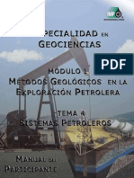 Sistemas Petroleros