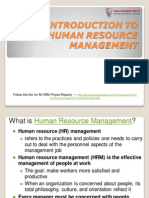 How to Study HRM?