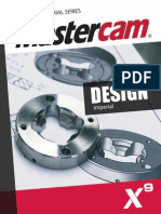 SAMPLE_Mastercam_X9_Design_Training_Tutorial.pdf