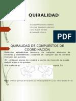 seminario 2 inorganica