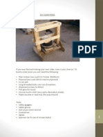 Diy Cider Press(cpf)