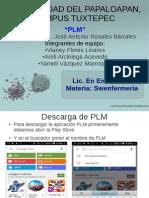 Aplicación Guía Salud PLM
