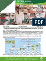 Livelihoods in Somalia