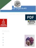 Kimia Organik#8 Asam Amino-protein-karbohidrat