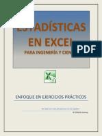 Estadísticas en Excel ANOVA Dos Factores Con Réplica