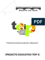 ´Projecto educativo TEIP