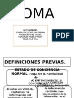 Fisiopatologia Coma 1