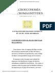 Fórmulas de Macromagnitudes