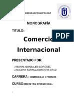 265267793 Comercio Internacional Docx