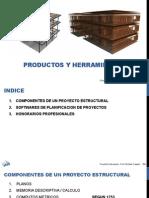 1. Productos y Herramientas de proyecto estructural