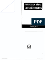 Biomecânica Básica Para Ortodontistas.