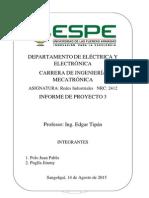 Informe Ascensor _REDES INDUSTRIALES