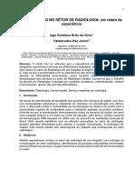 HUMANIZAÇÃO NO SETOR DE RADIOLOGIA - Trabalho Completo.pdf