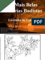 7332613 Sandro Neto Ribeiro as MAIS BELAS HISTORIAS BUDISTAS Livro de Colorir Para Criancas