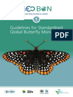 Guidelines for Standardised Global Butterfly Monitoring Global Butterfly Monitoring Web