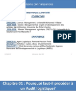18042015 Cours Audit Logistique