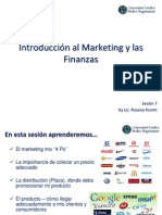 Introducción Al Marketing y Las Finanzas s7