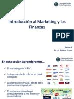 Introducción Al Marketing y Las Finanzas s7