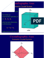 Crystallographic system