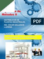 Distribucion de Plantas Industriales