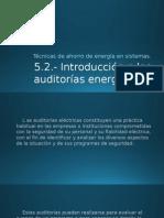 Auditoría eléctrica