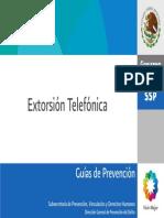 Extorsion Telefonica