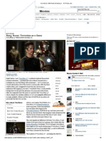 'Iron Man 3,' With Robert Downey Jr. - NYTimes