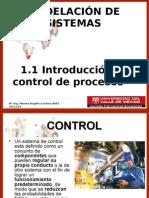 1. Inroducción Al Control de Procesos
