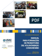 Manual para formación de promotores de voluntariado comunitario final.doc