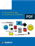An Essential Guide to eCommerce Shipping