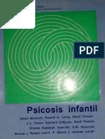 Mannoni, M. y Cols (1980) - Psicosis Infantil
