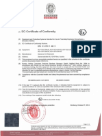 Certificado ATEX