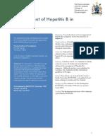 Management of Hepatitis B in Pregnancy (C-Obs 50)Jul13