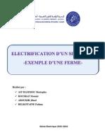 Electrification D_un Site Isolé - Exemple D_une Ferme -_2