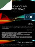 Los Sonidos Del Aprendizaje Diapositivas
