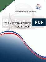 Plan Estratégico DIGEIG 2015-2018