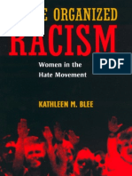 Inside Organized Racism Women in the Hate Movement(PDF){Zzzzz}