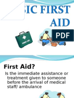 2  first aid