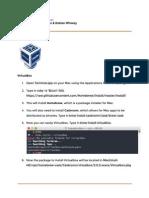 Install Virtual Box and Debian Wheezy on Mac OSX