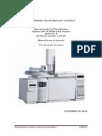 Manual de Operacion Del Cromatografo1