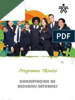 Convocatoria-Conservación Recursos Naturales-Sena Centro Industria