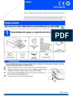 Manual Impresora BROTHER DCP-585CW