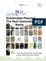 Berlin Sustainable Planing (English)
