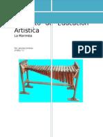 Proyecto Marimba